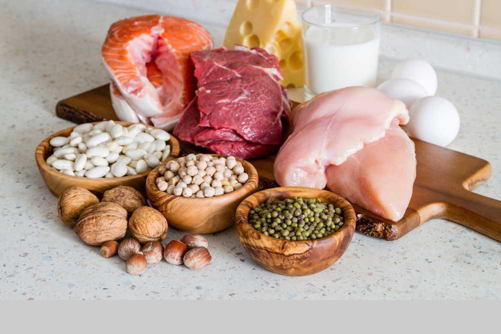 Odżywki białkowe Kiedy brać białko