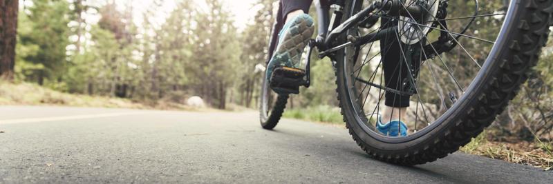 Dopasowanie ciśnienia w oponach rowerowych